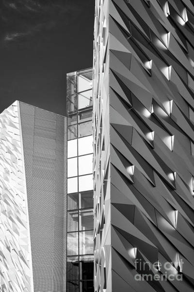 Photograph - Architectural Lines And Shapes 2 by Bob Phillips