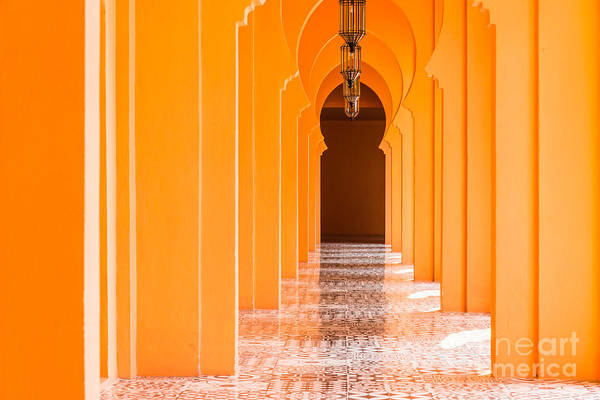 Wall Art - Photograph - Architecture Morocco Style - Vintage by Food Travel Stockforlife