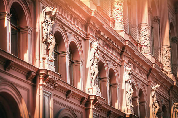 Wall Art - Photograph - Architecture Of Riga Latvia  by Carol Japp