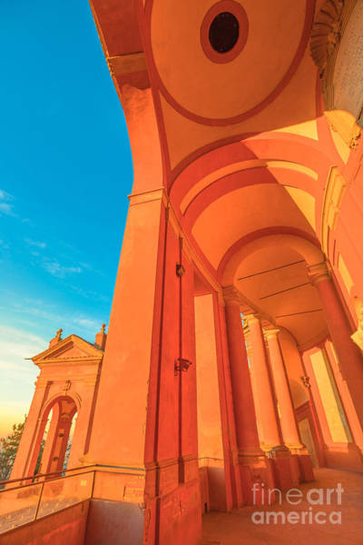 Photograph - architecture San Luca by Benny Marty