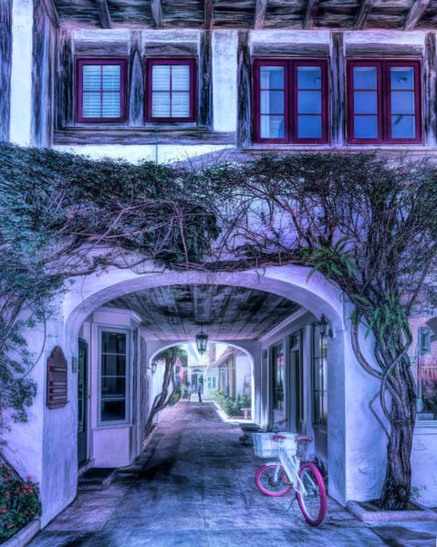 Photograph - Archway To Paradise In The Evening by Debra and Dave Vanderlaan