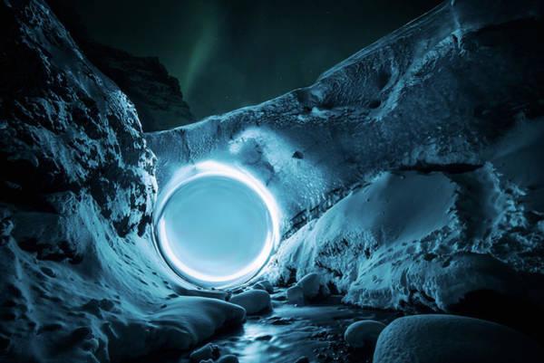 Wall Art - Photograph - Arctic Portal by Pelo Blanco Photo