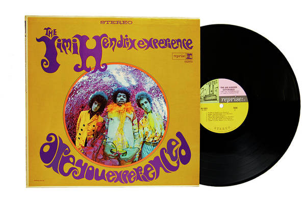 Photograph - Are You Experienced by Robert VanDerWal