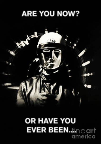 Mixed Media - Are You Now? - Thx-1138 1971 by Kultur Arts Studios