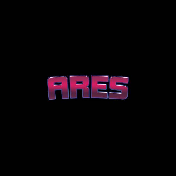 Are Digital Art - Ares by TintoDesigns