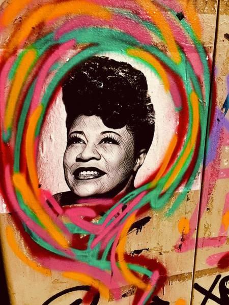 Wall Art - Photograph - Aretha Franklin  by Funkpix Photo Hunter