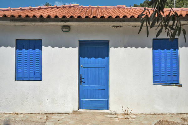 Greece Photograph - Argalastis, Pelion, Greece by Salvator Barki