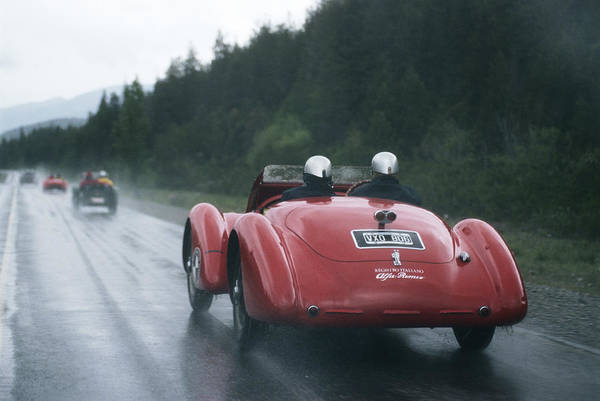 Reportage Photograph - Argentina, Mille Miglia Classic Car by Christopher Pillitz
