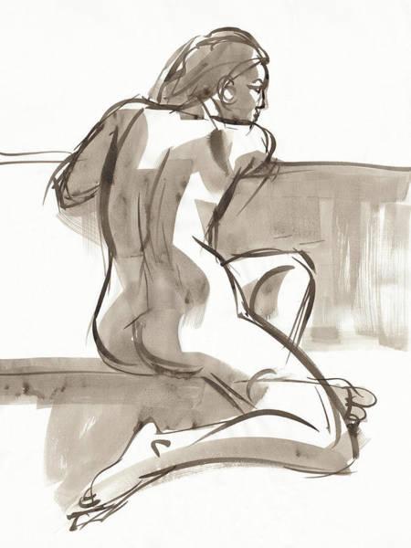 Painting - Ariana by Judith Kunzle