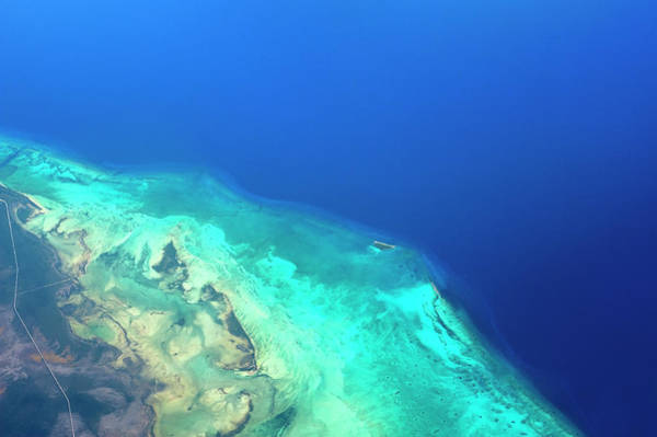 Andros Photograph - Ariel View Of Andros Island, The by Olga Melhiser Photography