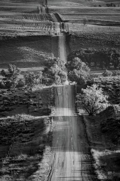 Photograph - Arikaree Breaks Lane by Jeff Phillippi