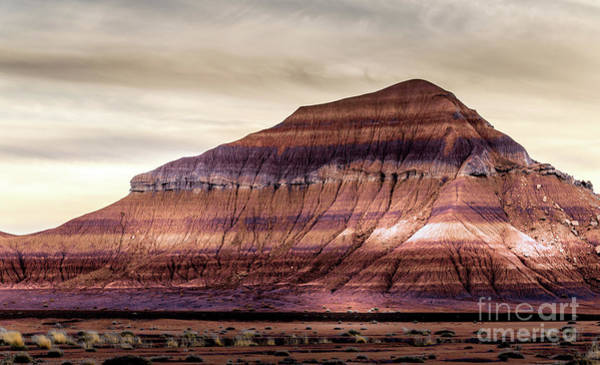 Photograph - Arizona Dune Mountain by Blake Webster