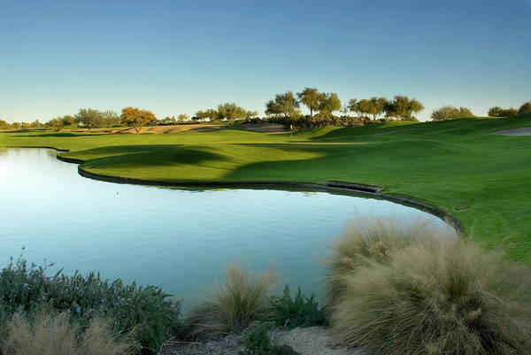 Photograph - Arizona Golf Course by Ishootphotosllc