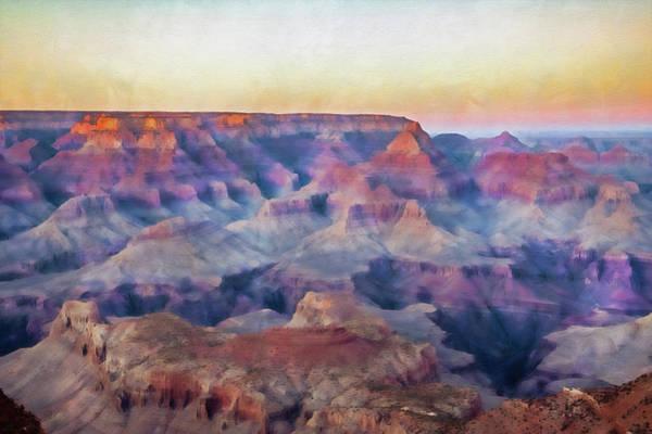 Painting - Arizona Landscape - 01 by Andrea Mazzocchetti