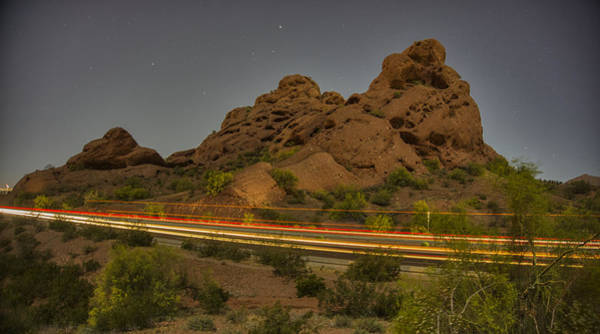 Photograph - Arizona Night Time  by Ants Drone Photography