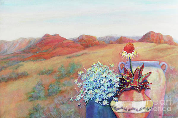 Wall Art - Painting - Arizona One by Sharon Nelson-Bianco