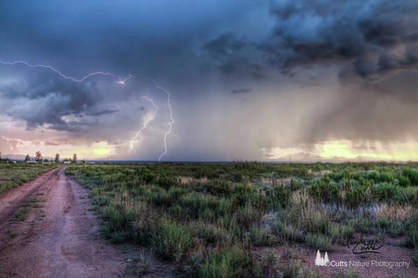 Photograph - Arizona Storm by David Cutts