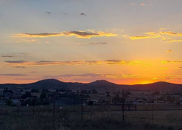 Wall Art - Photograph - Arizona Sunset by Erica Smith