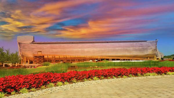 Wall Art - Photograph - Ark Encounter  by Art Spectrum