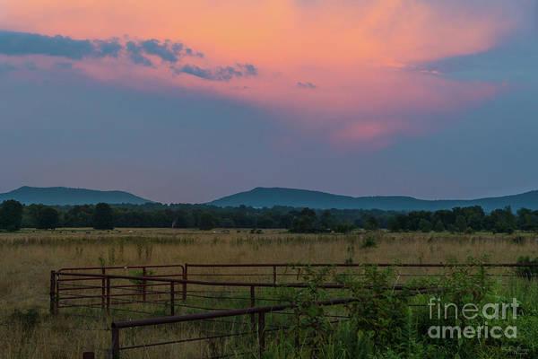Wall Art - Photograph - Arkansas Countryside Sunset by Jennifer White