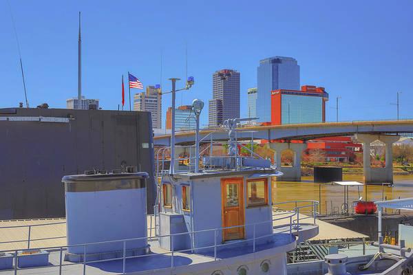 Photograph - Arkansas Inland Maritime Museum by Dan Sproul