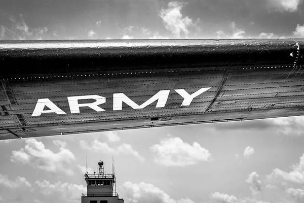 Wall Art - Photograph - Army by Jim Love