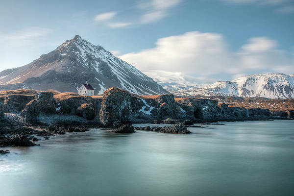 Wall Art - Photograph - Arnarstapi - Iceland by Joana Kruse