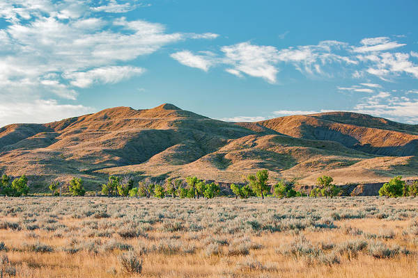 Photograph - Arrow Creek Hills by Todd Klassy