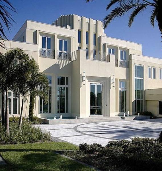 Digital Art - Art Deco Home by Chuck Staley