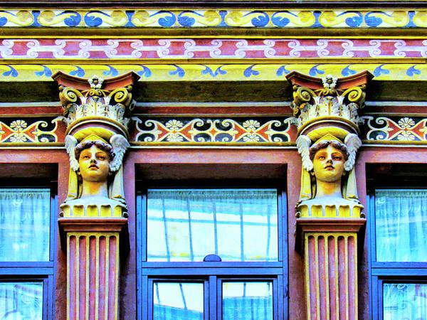 Photograph - Art Nouveau Roma by Dominic Piperata