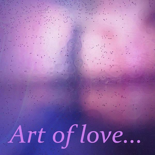 Love Letter Mixed Media - Art Of Love by Tom Druin