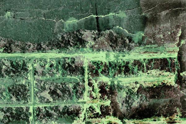 Photograph - Art Print Abstract 12 by Harry Gruenert