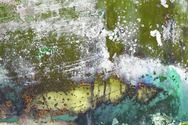 Photograph - Art Print Abstract 30 by Harry Gruenert