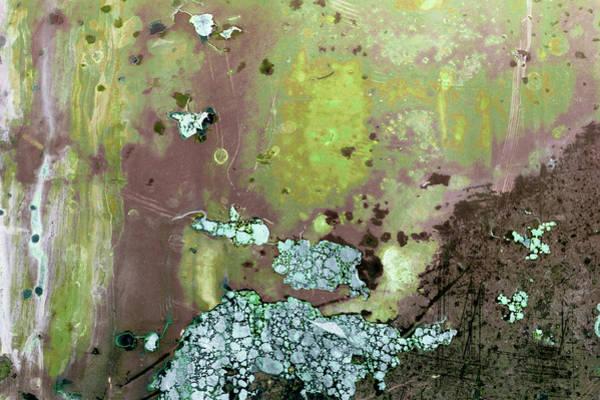 Photograph - Art Print Abstract 33 by Harry Gruenert