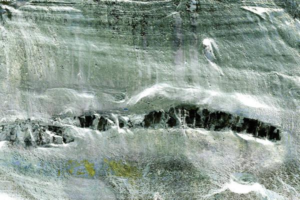 Photograph - Art Print Cliff 18 by Harry Gruenert