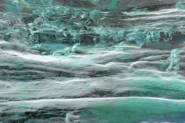 Photograph - Art Print Cliff 22 by Harry Gruenert