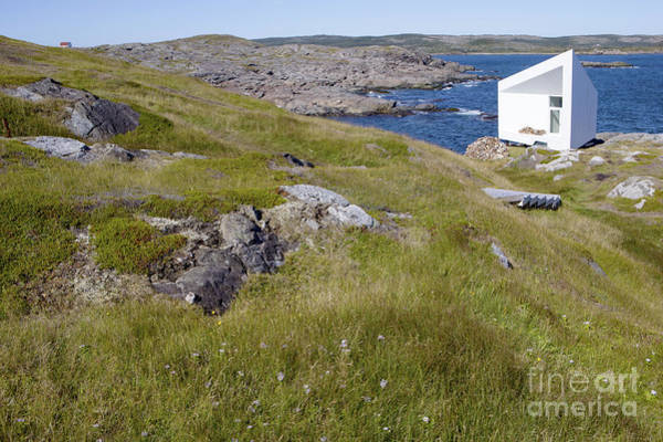 Remote Photograph - Artist Studio On Remote Fogo Island by Oksana.perkins