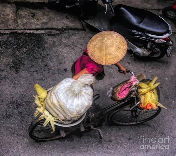 Wall Art - Photograph - Artistic Streets Of Vietnam  by Chuck Kuhn