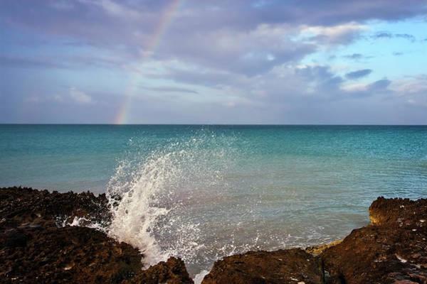 Wall Art - Photograph - Aruba Rainbow by Marcia Colelli