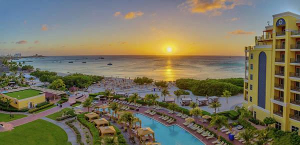 Photograph - Aruban Sunset by Scott McGuire