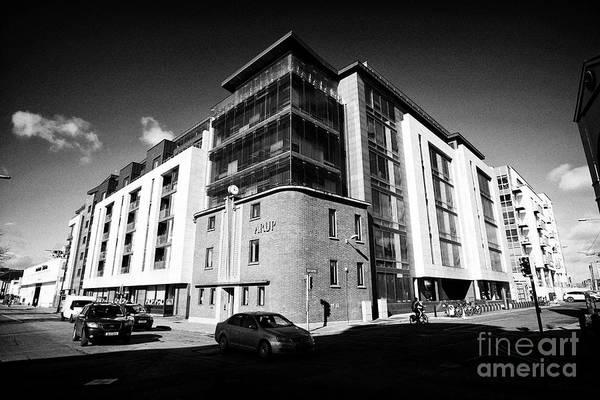 Wall Art - Photograph - arup dublin offices ringsend Dublin Republic of Ireland europe by Joe Fox