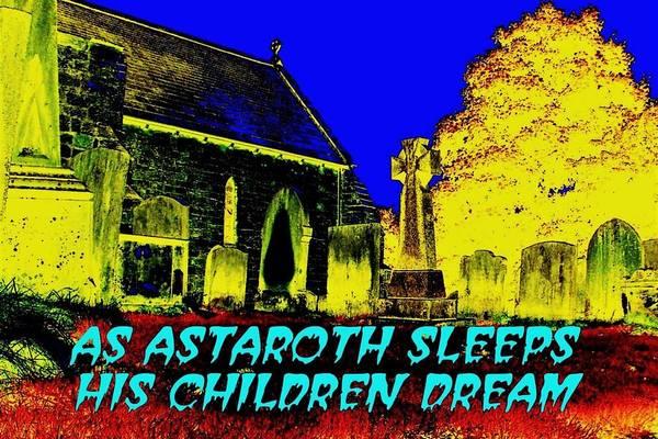 Wall Art - Photograph - As Astaroth Sleeps by Justin Farrimond