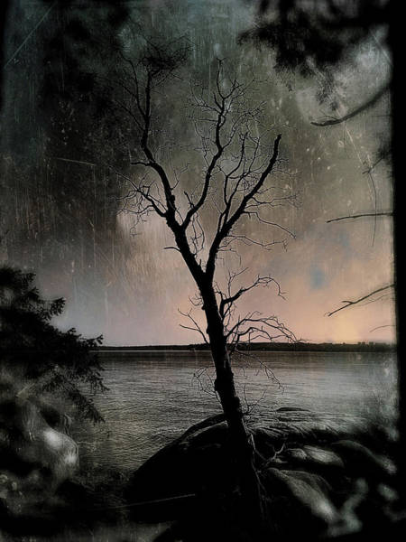 Photograph - As The Sky Falls by Connie Handscomb