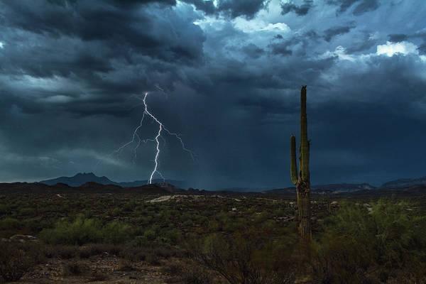 Wall Art - Photograph - As The Storm Arrives  by Saija Lehtonen