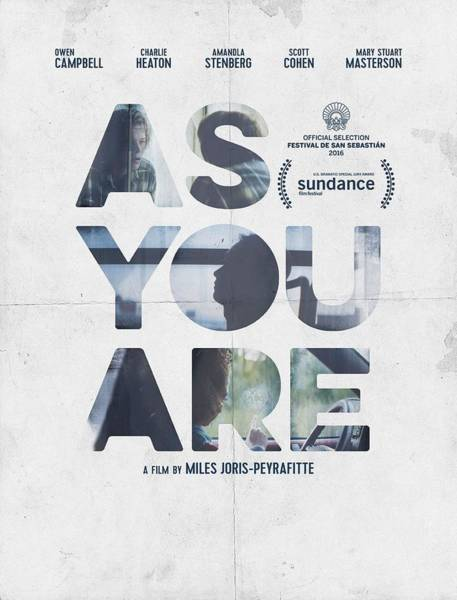 Are Digital Art - As You Are Poster by Geek N Rock