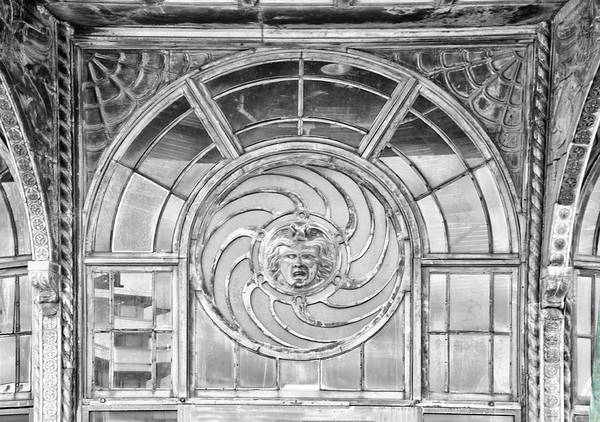 Photograph - Asbury Park Carosel Window by Bill Cannon