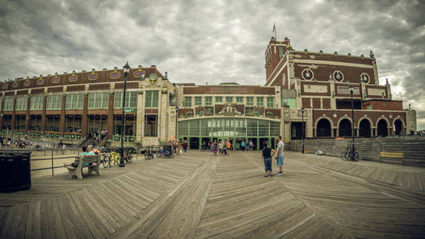 Photograph - Asbury Park Convention Hall by Steve Stanger