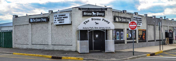 Wall Art - Photograph - Asbury Park - Stone Pony Panorama by Bill Cannon