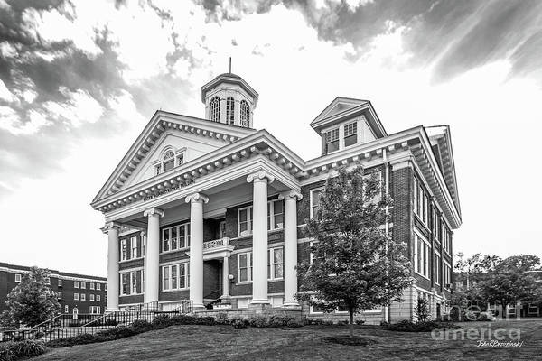 Photograph - Asbury University Hager Administration Building by University Icons