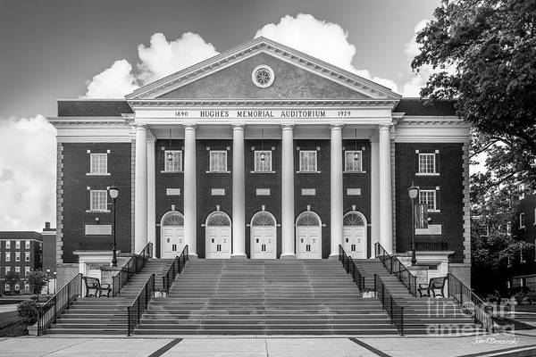 Photograph - Asbury University Hughes Memorial Auditorium by University Icons